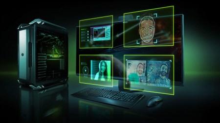 NVIDIA создала хромакей и другие RTX-технологии для стримеров, управляемые искусственным интеллектом