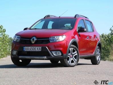 Тест-драйв Renault Sandero Stepway: самый доступный кроссовер?