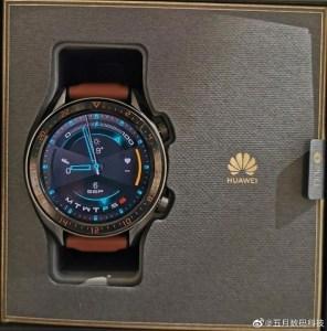 Умные часы Huawei Watch GT2 засветились на «живом» фото