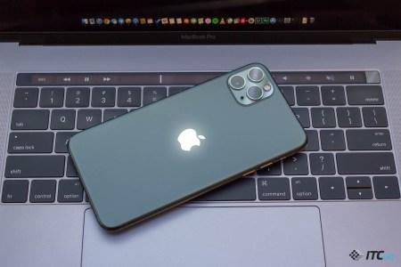 Патент Apple намекает на возможность добавления iPhone светящегося логотипа для оповещения об уведомлениях