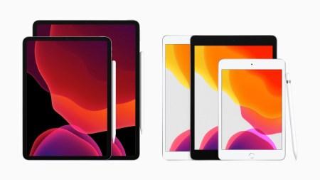 Новый iPad 7-го поколения получил экран 10,2 дюйма, поддержку полноразмерной клавиатуры и прежнюю стоимость