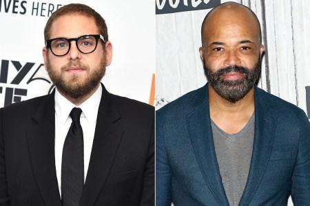 В новом «Бэтмене» главного отрицательного героя сыграет Джона Хилл, а Джеффри Райту достанется роль комиссара Готэм-сити