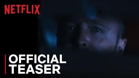 Netflix показал второй тизер-трейлер фильма-продолжения «Во все тяжкие» с испуганным и плачущим Джесси Пинкманом