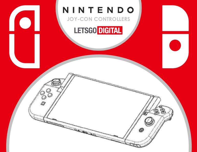 """Nintendo запатентовала """"гибкие"""" контроллеры Joy-Con для консоли Switch, которые можно изогнуть для большей эргономичности"""