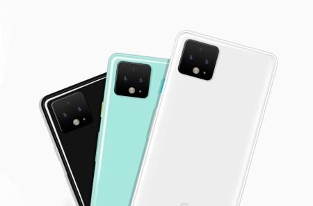 Названа дата анонса смартфонов Google Pixel 4
