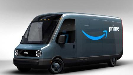 Amazon заказала у Rivian 100 тыс. электрических фургонов для доставки заказов и обещает к 2030 году стать на 100% «зеленой» компанией