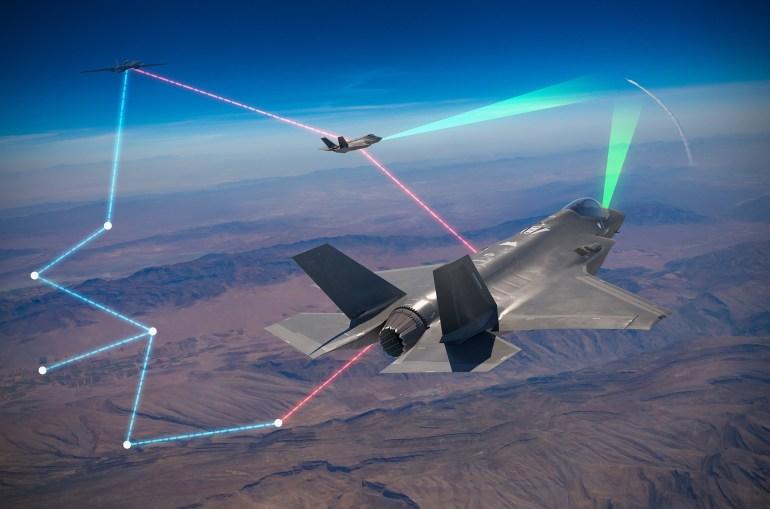ВВС США рассматривают возможность задействовать самолеты-разведчики в качестве ретрансляторов