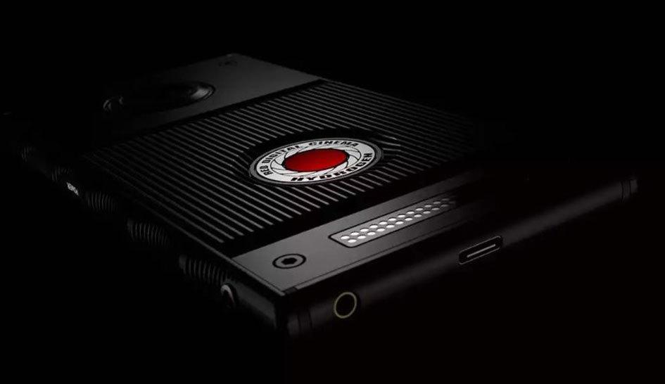RED закрыла проект «голографического» телефона Hydrogen