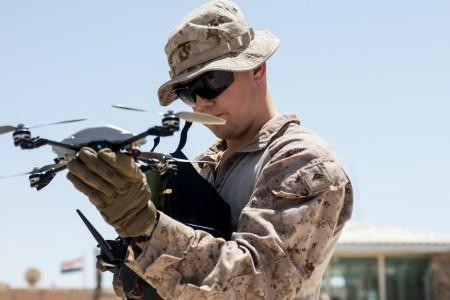 Американские военные в следующем году проведут соревнования грузовых беспилотников