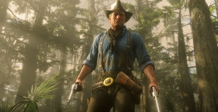 Rockstar Games опубликовала релизный трейлер PC-версии Red Dead Redemption 2, а также открыла предзагрузку игры
