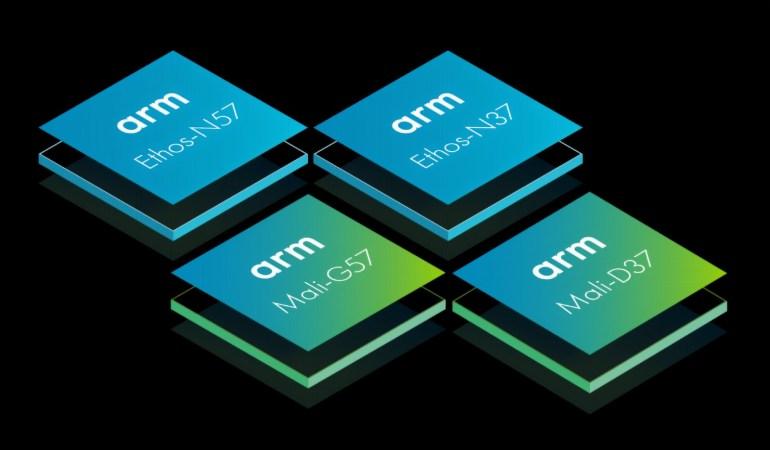 Представлены графический процессор ARM Mali-G57 на архитектуре Valhall и нейронные процессоры Ethos для устройств начального и среднего уровней