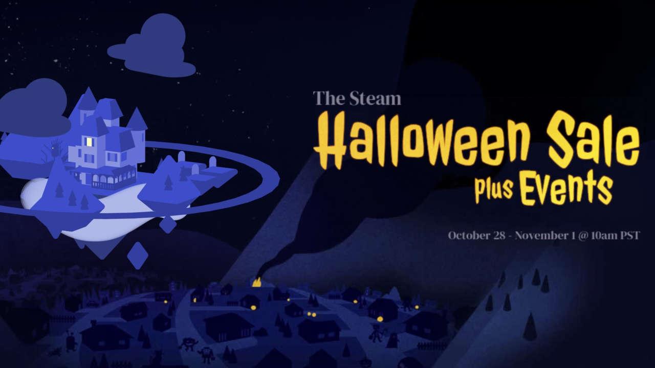 В Steam и GOG стартовали хэллоуинские распродажи игр - ITC.ua