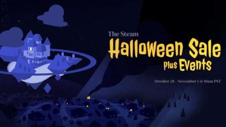 В Steam и GOG стартовали хэллоуинские распродажи игр