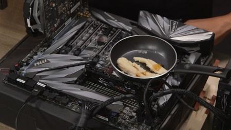 Подтверждено Tom's Hardware. Процессоры Intel лучше подходят для приготовления панкейков