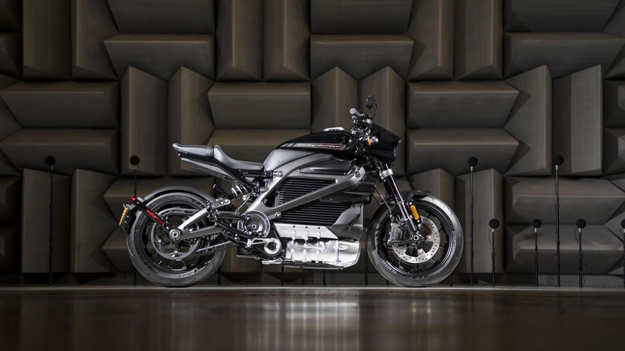 Harley-Davidson прекратила производство своего первого электромотоцикла