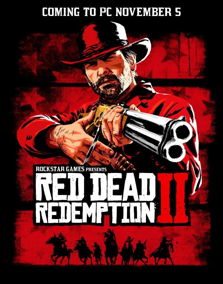 Официально: релиз Red Dead Redemption 2 на PC состоится уже в следующем месяце!
