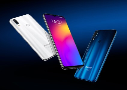 В Украине стартуют продажи смартфонов Meizu Note9 и Meizu M10