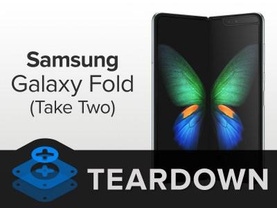 В iFixit рассказали, что именно Samsung исправила в Galaxy Fold