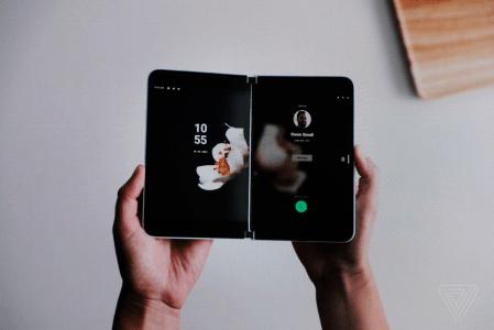 Microsoft возвращается на рынок смартфонов. Представлен Surface Duo с двумя дисплеями на базе Android