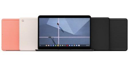 Pixelbook Go — самый доступный хромбук Google ($649), но только в минимальной конфигурации с Intel Core m3