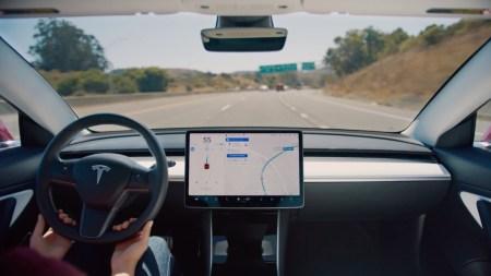Самоуправляемая Tesla. Более 1 млн активаций Smart Summon и запуск Full Self-Driving до конца года