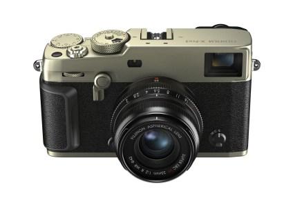 Новая камера Fujifilm X-Pro3 способна фокусироваться в почти полной темноте