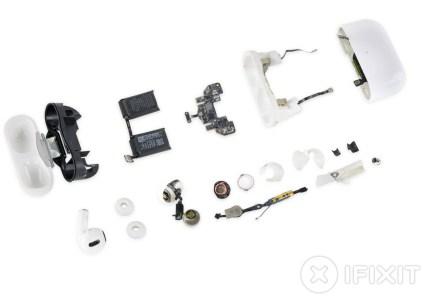 Вердикт iFixit: новые наушники Apple AirPods Pro — одноразовые и ремонту не подлежат