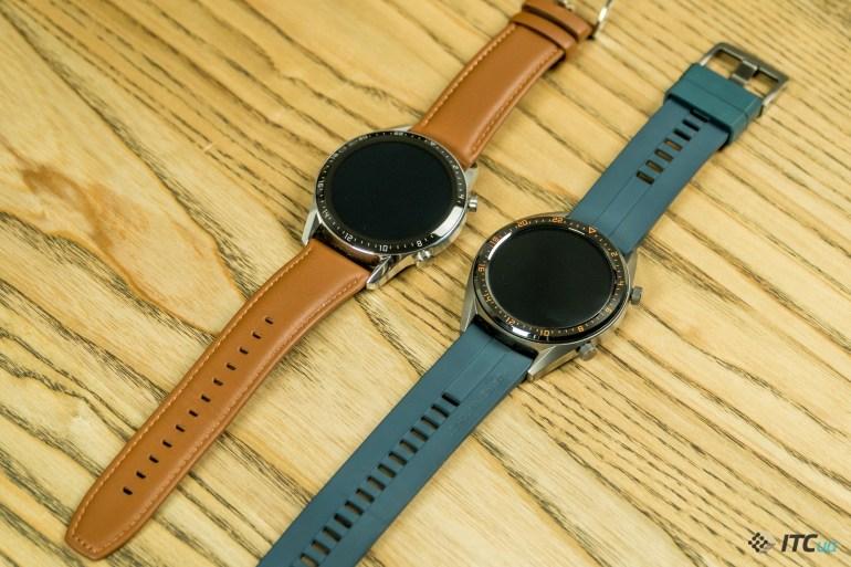 Huawei Watch GT2 дизайн