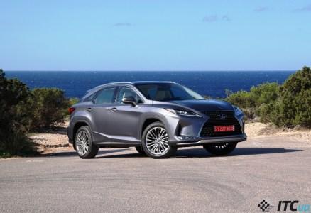 Тест-драйв Lexus RX 2020: больше спорта и технологий