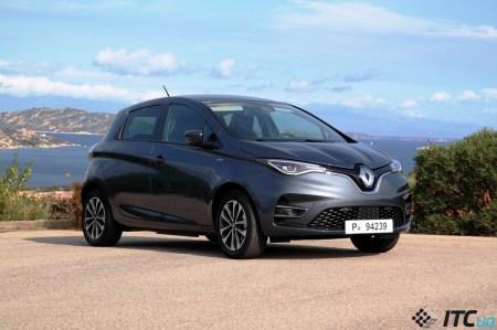 Тест-драйв New Renault ZOE Z.E.50: новый мотор, больше АКБ – но прежняя цена?