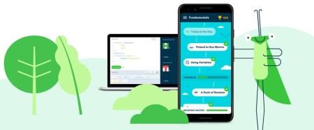 Теперь не только смартфоны. Google принесла Grasshopper для обучения программированию на компьютеры