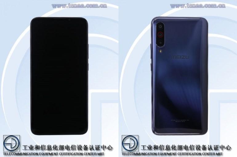Смартфон Meizu 16T с 6,5-дюймовым дисплеем и чипсетом Snapdragon 855 будет представлен 23 октября