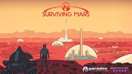 В Epic Games Store бесплатно раздают экономическую стратегию Surviving Mars