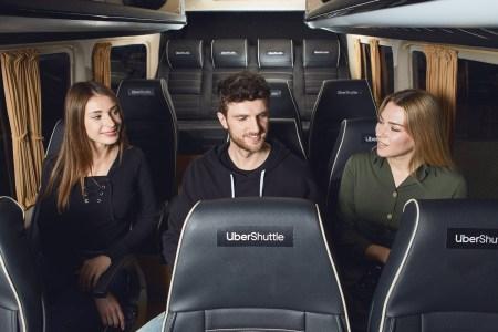 Без лицензий и нужной категории прав. Журналисты сообщили о серьезных нарушениях Uber Shuttle в Украине