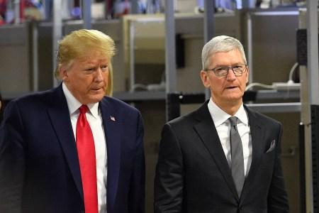Трамп анонсировал открытие «нового» завода Apple в Техасе. На самом деле предприятие работает с 2013 года и Apple не принадлежит - ITC.ua
