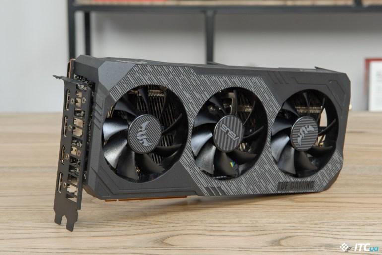 ASUS TUF Gaming X3 Radeon RX 5700 OC