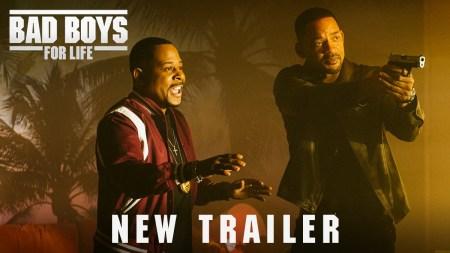 Вышел новый трейлер комедийного боевика Bad Boys for Life / «Плохие парни навсегда» с Уиллом Смитом и Мартином Лоуренсом