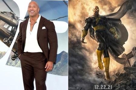 Дуэйн «Скала» Джонсон снимется в фильме «Черный Адам» о супергерое из вселенной DC, премьера назначена на 22 декабря 2021 года