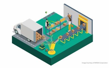 Система ИИ на базе GPU NVIDIA V100 Tensor Core позволит Почтовой службе США повысить скорость обработки отправлений в 10 раз