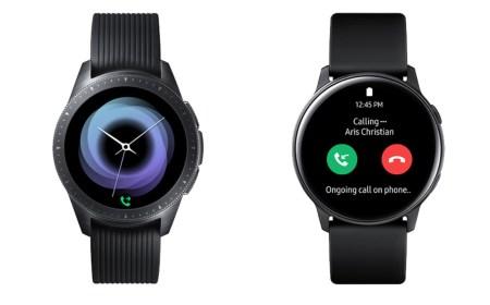 Samsung наделила старые умные часы Galaxy Watch и Watch Active функциями новых Galaxy Watch Active2