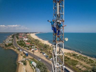 В ноябре «Киевстар» подключил к сети 4G ещё 1639 населенных пунктов во всех областях Украины