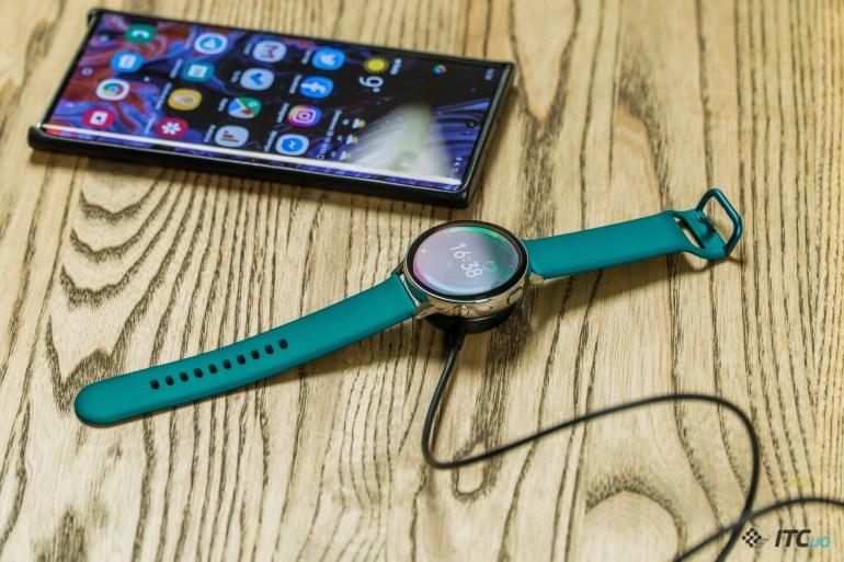Galaxy Watch Active2 зарядка