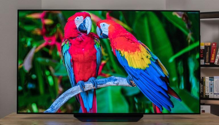 Обзор OLED-телевизора LG OLED65B9PLA