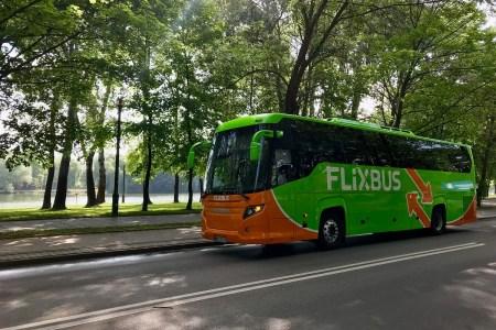 Автобусный лоукостер Flixbus откроет первый в Украине «зеленый» маршрут