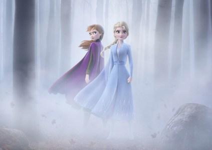 Рецензия на фильм Frozen II / «Ледяное сердце II» - ITC.ua