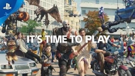 Radioaktive Film: Новую рекламу PlayStation 4 сняли в Киеве, для съемок привлекли 23 каскадера и 300 человек массовки, а также разбили 20 автомобилей