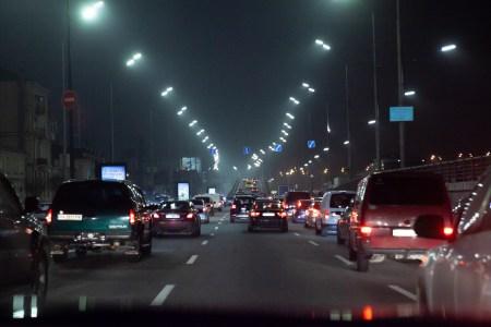КГГА: За текущий год в Киеве заменили более 10 тыс. светильников на 70 улицах на LED-модели и начали устанавливать LED-камни на пешеходных переходах