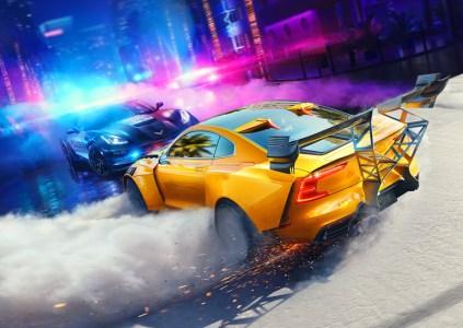 Need for Speed Heat: переменная облачность, ожидается дождь - ITC.ua