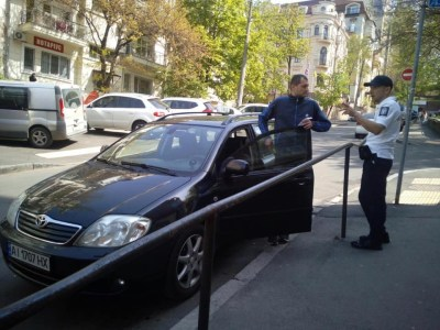Киевтранспарксервис: В Киеве начали продавать электронные парковочные талоны
