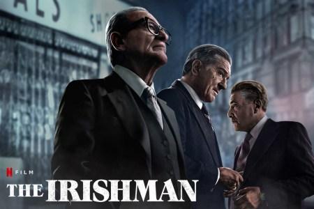 Финальный трейлер криминальной драмы Мартина Скорсезе «Ирландец» / «The Irishman» с Робертом Де Ниро, Аль Пачино и Джо Пеши